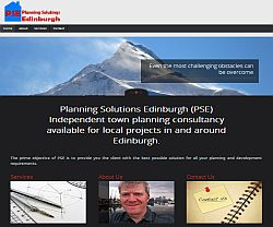Planning Permission Edinburgh